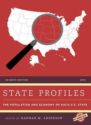 State Profiles 2015: The Population and Economy of Each U.S. State