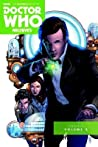 Doctor Who: The Eleventh Doctor Archives Omnibus Vol. 2