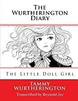 The Little Doll Girl: Young Reader Sketch Edition and Color Book