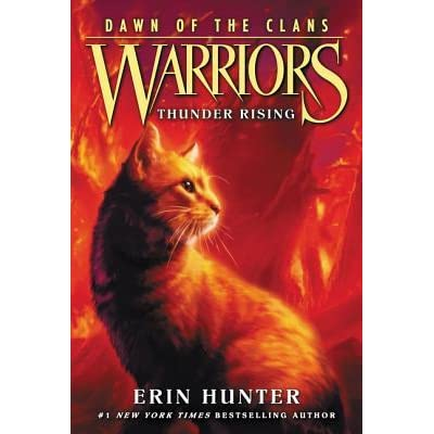 thunder rising warriors dawn of the clans 2 by erin