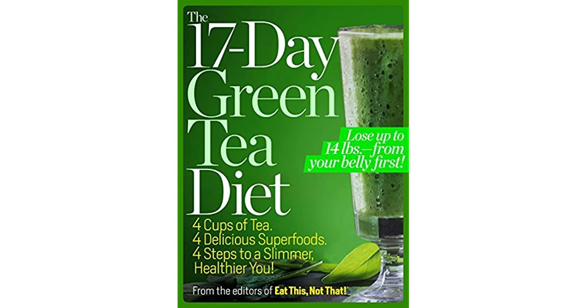17 day green tea diet barnes and noble
