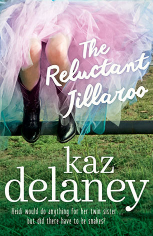 The Reluctant Jillaroo by Kaz Delaney