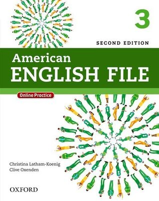 American English File Second Edition: Level 3 Student Book