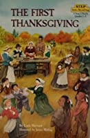 The First Thanksgiving (Step Into Reading: Step 2)