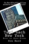 Taxi nach New York: Best of Hard - Poems