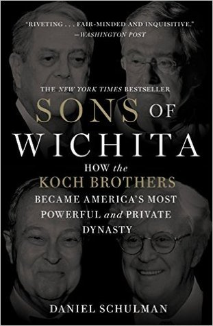 Sons of Wichita by Daniel Schulman