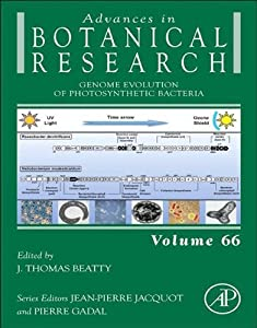 Genome Evolution of Photosynthetic Bacteria (Advances in Botanical Research Book 66)