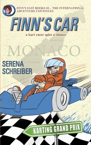 Finn's Car--a kart racer spies a chance by Serena Schreiber
