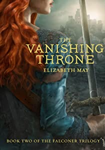 The Vanishing Throne (The Falconer, #2)