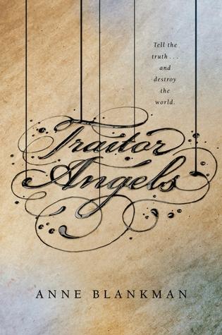 Traitor Angels by Anne Blankman