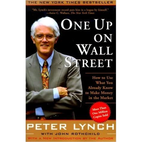 ONE UP ON WALL STREET PETER LYNCH EPUB DOWNLOAD