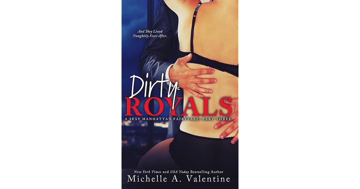 Michelle valentine a sexy manhattan fairy tale