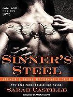Sinner's Steel (Sinner's Tribe Motorcycle Club, #3)