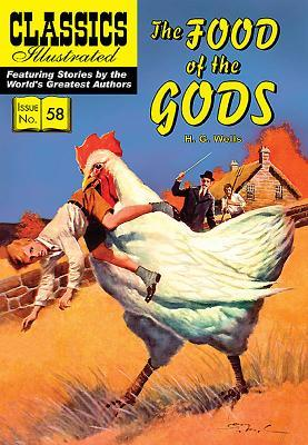 The Food Of The Gods By Classics Illustrated