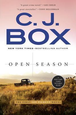 Ebook Open Season Joe Pickett 1 By Cj Box