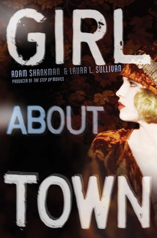 Girl About Town (Lulu Kelly Mystery #1)
