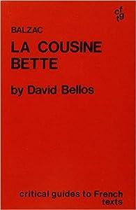 Balzac: La Cousine Bette
