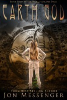 Earth God (World Aflame Saga #4)