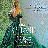 Dukes Prefer Blondes (The Dressmakers, #4)