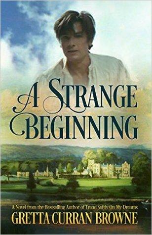 A Strange Beginning (Lord Byron #1)