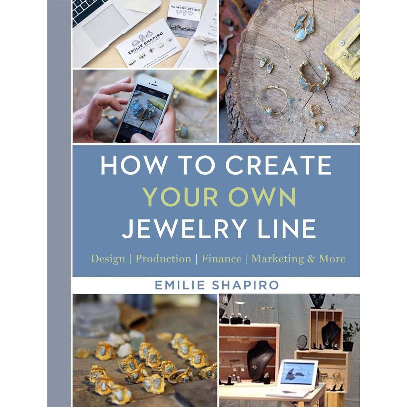 how to create your own jewelry line design production