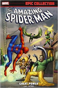 Amazing Spider-Man Epic Collection Vol. 1: Great Power