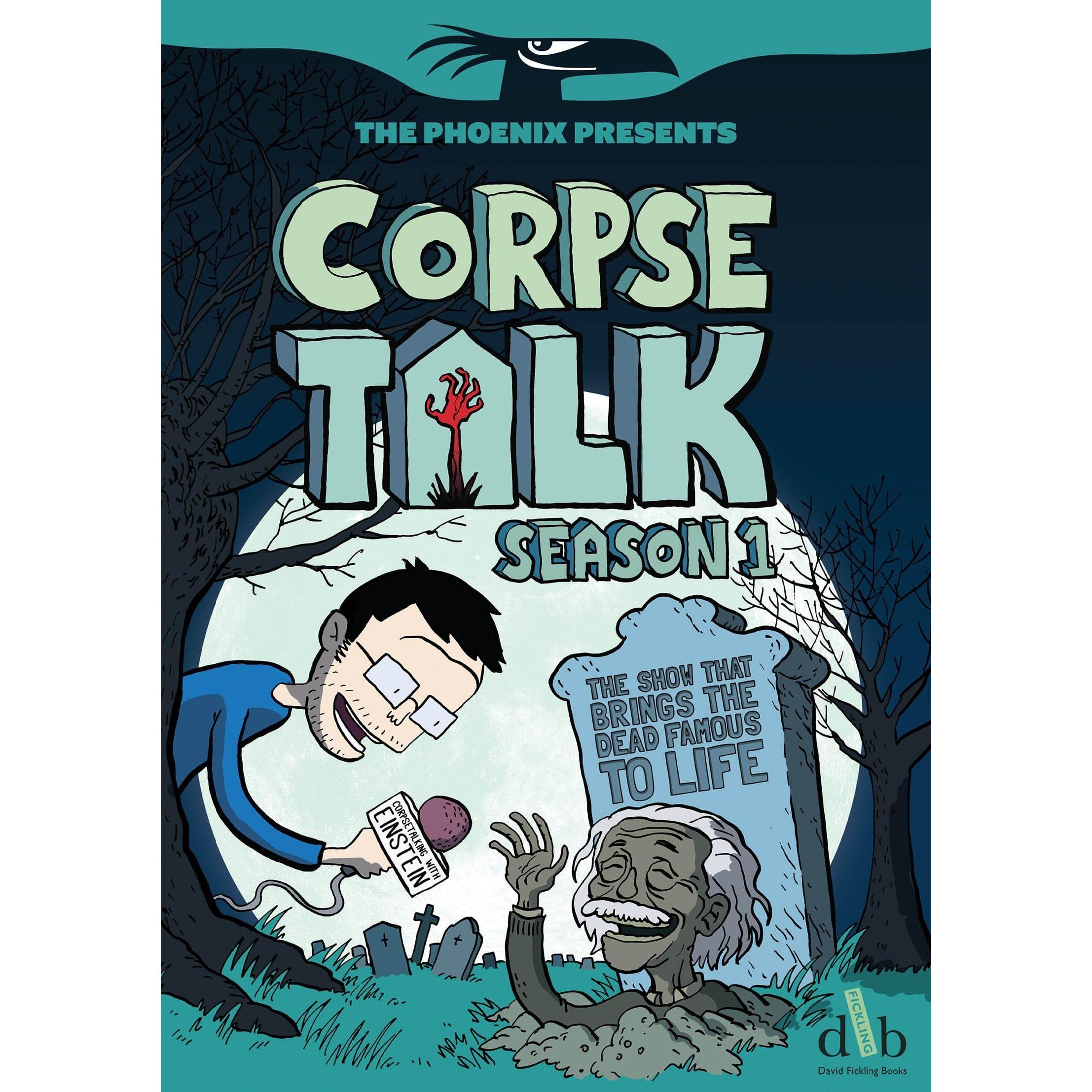 Corpse Talk (Season 1) by Adam Murphy