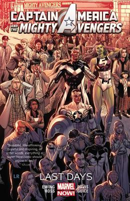 Captain America and the Mighty Avengers, Volume 2: Last Days