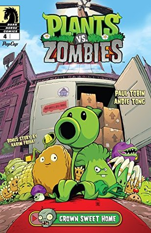Plants vs. Zombies: Grown Sweet Home #4