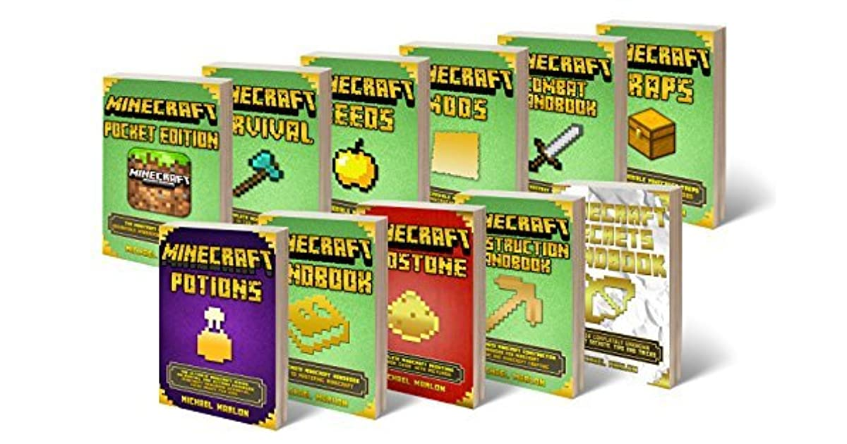 Minecraft Box Set Minecraft Potions Minecraft Redstone