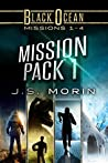 Mission Pack 1: Missions 1-4 (Black Ocean #1-4, #4.5)