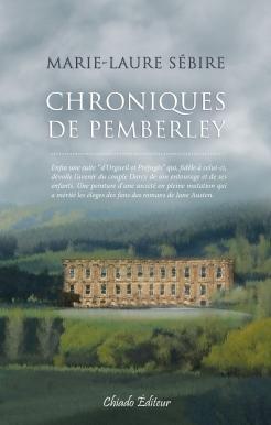Chroniques de Pemberley by Marie-Laure Sébire