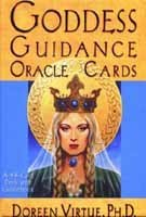Hay House Goddess Guidance Oracle Cards: A 44 - Card Deck With Guidebook