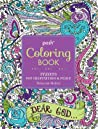 Posh Adult Coloring Book: Prayers for Inspiration  Peace