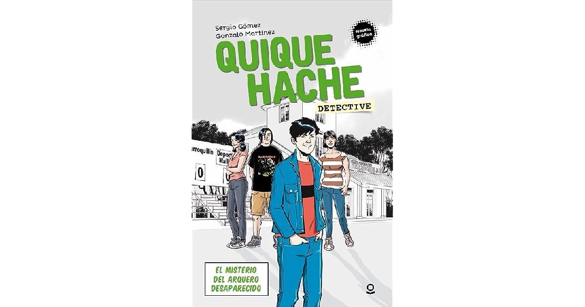 Quique Hache Detective Ebook
