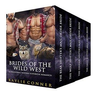 Brides of the Wild West Box Set
