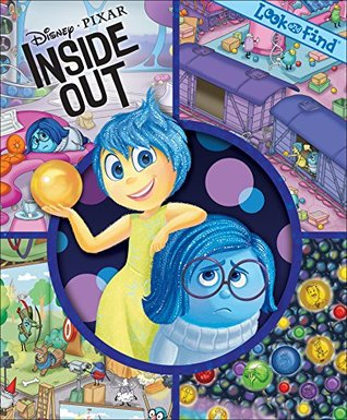 Disney® Pixar Inside Out Look and Find®