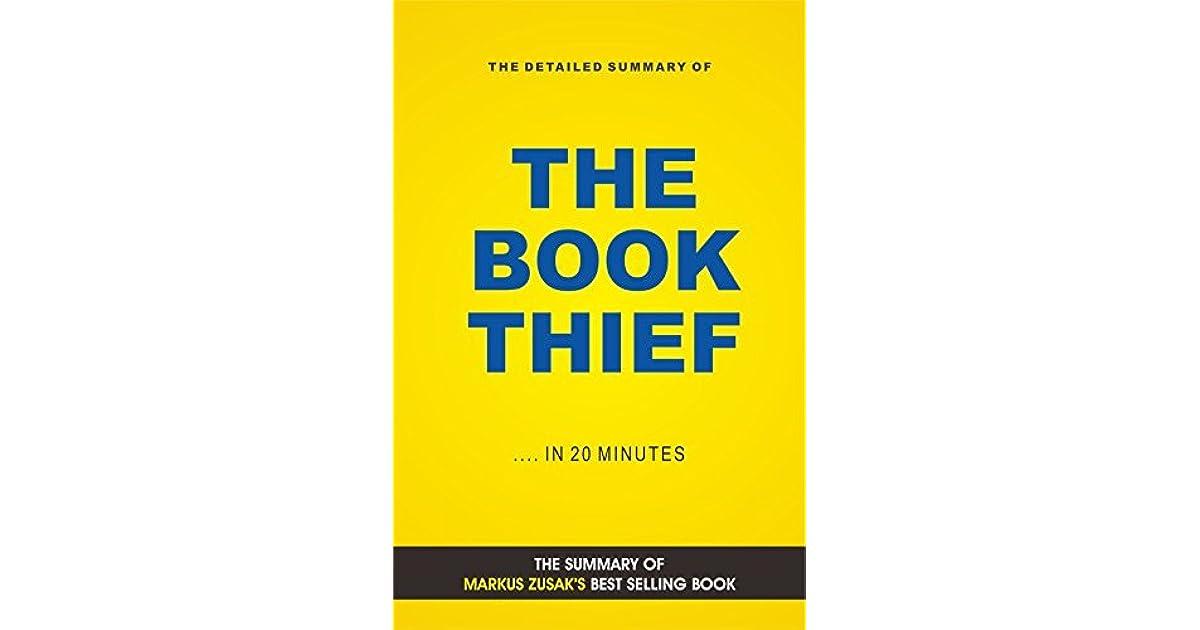the book thief by markus zusak summary