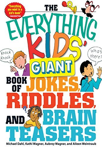 the everything kids giant book of jokes riddlesand brain teasers