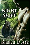 Night Shift (Tales of the Were: Grizzly Cove #3)