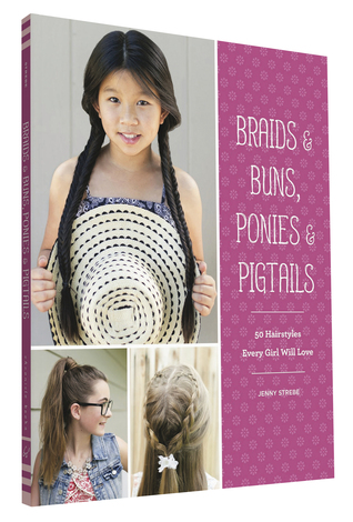 Braids Buns And Twists For Little Girls Step By Step Fun