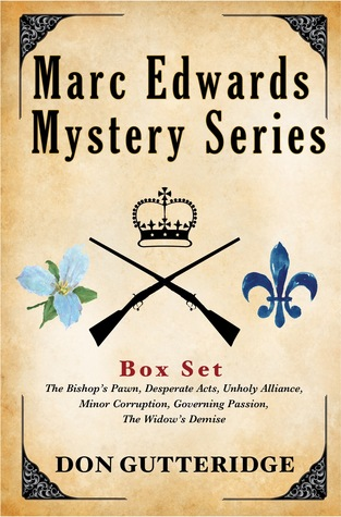 The Marc Edwards Mystery Series: Box Set (Marc Edwards Mystery #7-12)