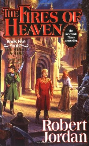 The Fires of Heaven (The Wheel of Time, Book 5) [Audiobook, CD, Unabridged] Publisher: Macmillan Audio; Unabridged edition