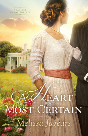A Heart Most Certain by Melissa Jagears