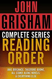 John Grisham Complete Series Reading Order