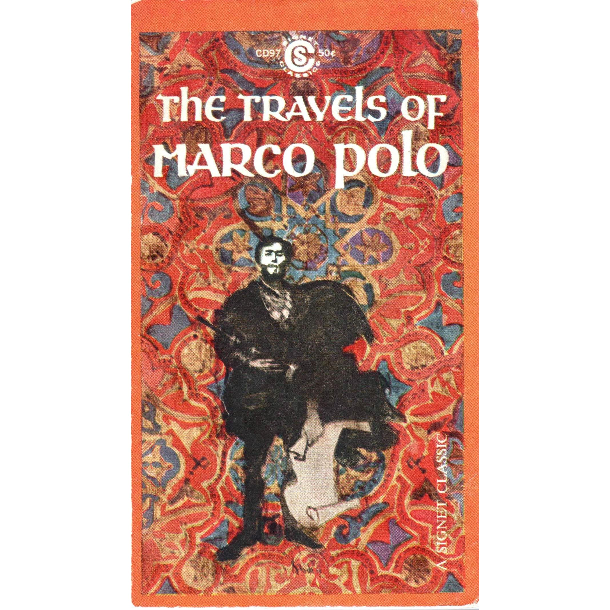 a look at the infamous travek of marco polo
