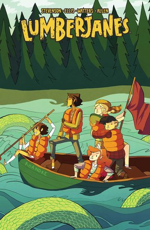 A Terrible Plan (Lumberjanes, Vol. 3)