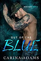 Out of The Blue (Bama Boys #2)