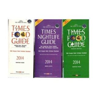 Times Food & Nightlife Guide Delhi 2014