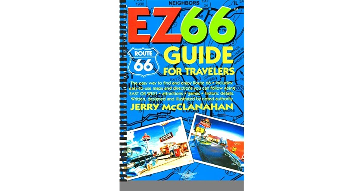 ez66 guide for travelers pdf free